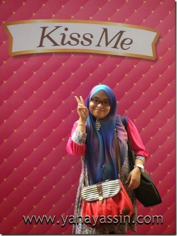 Kosmetik Kiss Me 146