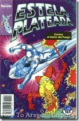 P00015 - Silver Surfer -  - 018 v3 #19