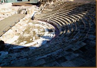 Malaga, roman theatre