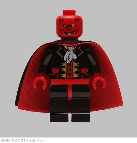 'Lego Vampire' photo (c) 2010, Pascal - license: http://creativecommons.org/licenses/by/2.0/