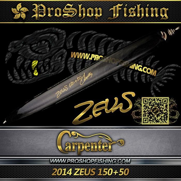 carpenter 2014 ZEUS 150 50.2