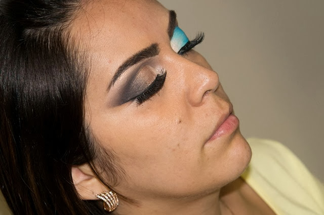 maquiagem social artística
