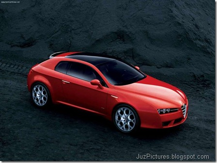 Alfa Romeo Brera (2005)1