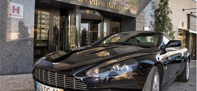 dompedro hotel wih car
