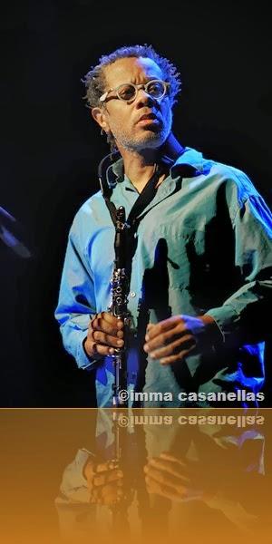 Don Byron, Barcelona 2013