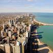 Oak Street Beach. Chicago, IL