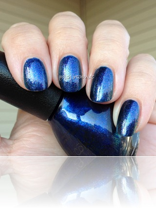 Nicole by OPI If the Blue Fits 2