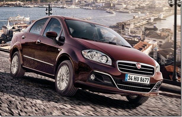 Fiat Linea 2013 - Yeni Linea (1)