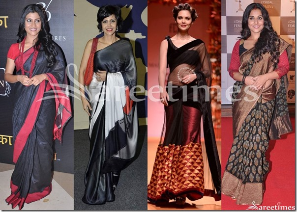 Latest_Black_Sarees_2013 (12)