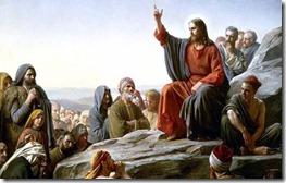 Jesus - Sermon on the Mount
