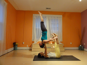 Reverse Shoulderstand