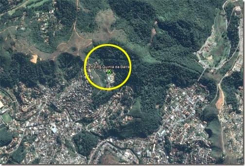 Vista Aérea Quinta da Barra