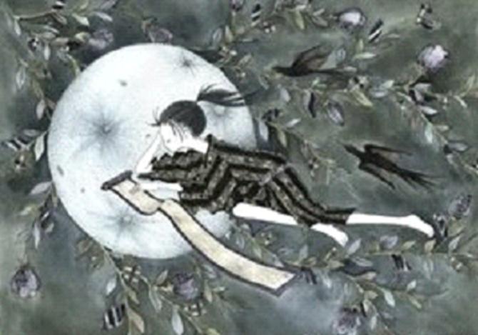 tsukuyomi ni mikkoto