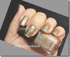 Esmalte BC - vida cor Quartz- Chanel