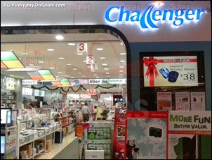 Challenger Back To School Promotion Singapore Jualan Gudang EverydayOnSales Offers Buy Sell Shopping