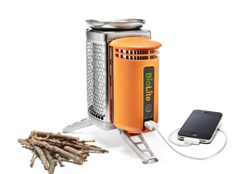Biostove