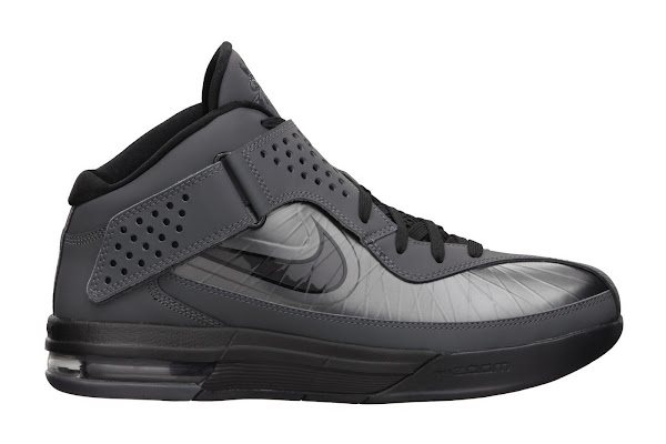 New Dark Grey Nike Air Max Soldier V 5 Available Now