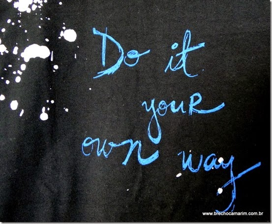 Do it your own way