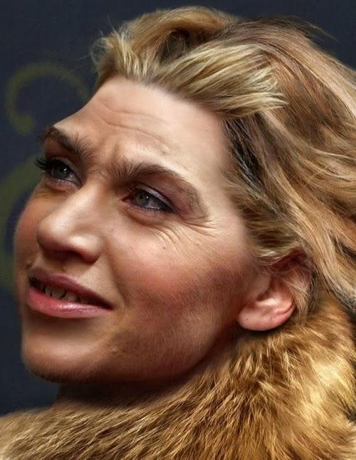 Neanderthal Kate Winslet
