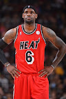 lebron james nba 130223 mia at phi 02 LeBron Debuts Prism Xs As Miami Heat Win 13th Straight