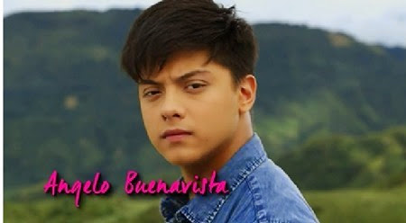 Daniel Padilla as Angelo Buenavista in Pangako Sa 'Yo