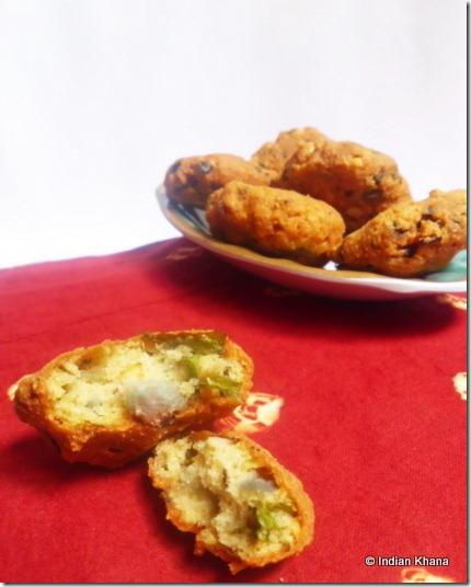 Masala vade new year recipe
