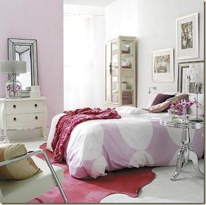 decoración de dormitorios juveniles femeninos