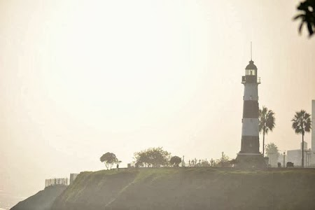 Obiective turistice Peru: Lima - cartier Miraflores