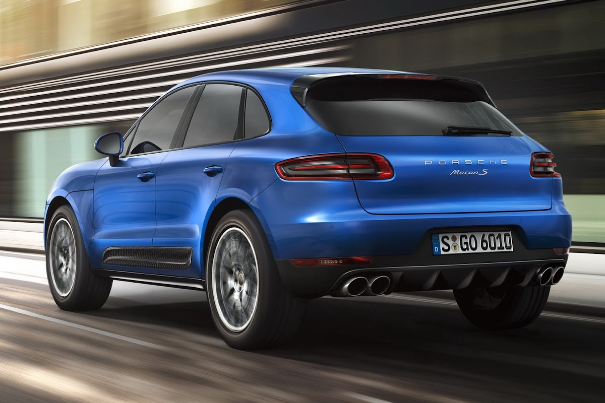 New Porsche Macan Suv Priced From In The Usa