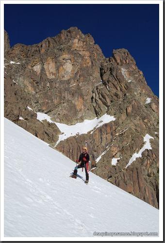 Circo Sur del Midi d'Ossau con esquis (Portalet, Pirineo Frances) (Fon) 108