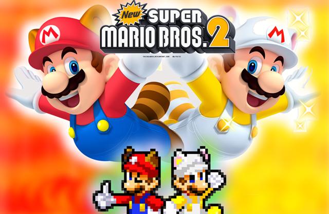 لعبة سوبر ماريو بروز Super Mario Bros لويندوز 8
