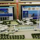 La construction de la Mosquée d'Alger peine à sortir de terre