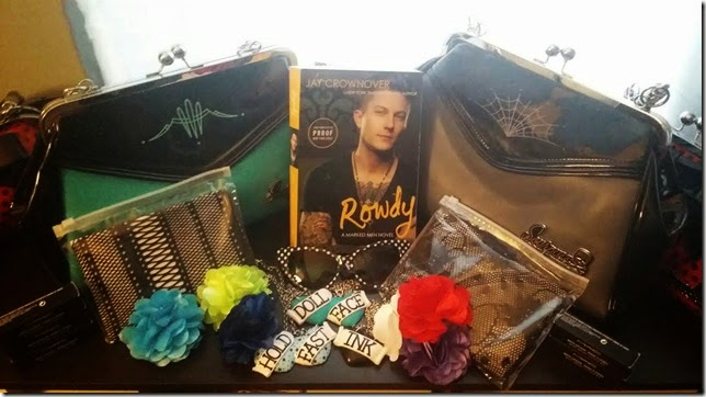 rowdy giveaway