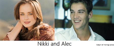 Nikki and Alec