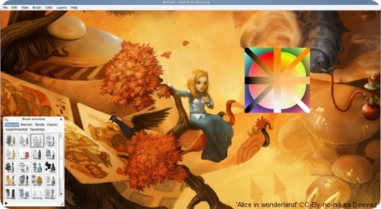 mypaint-9-1-homepage