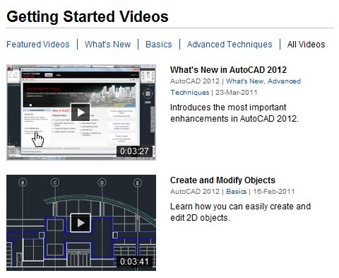 AutoCAD-2012-Tutorial-Videos-Autodesk