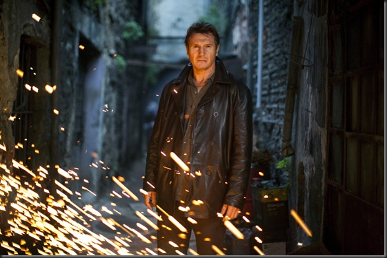 liam neeson in TAKEN2