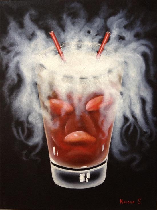 Evil drink