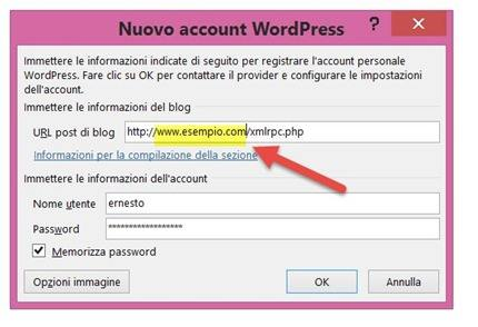 configurazione-wordpress-office