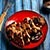 Grillowany kurczak w przyprawie pięciu smaków z sosem tamaryndowym