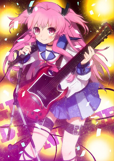 angel beats yui