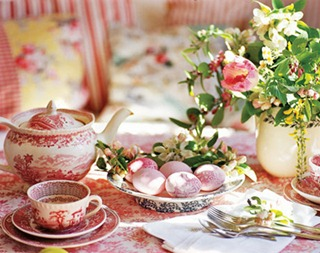 high tea photo