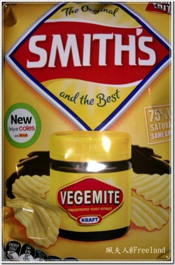 VEGEMITE 薯片
