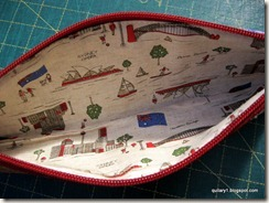 pencil case interior