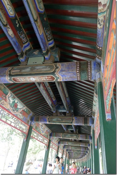 The Long Gallery a.k.a. The Long Corridor, Summer Palace 頤和園長廊