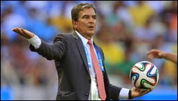 José Luis Pinto ex entrenador de Costa Rica