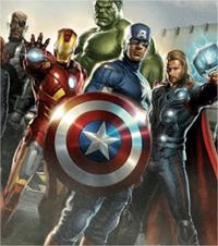 Ilustraciones de The Avengers para que tengas ganas más de verla