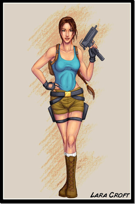 Lara Croft (353)