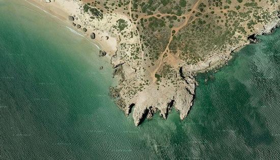 interesting snapshots from Google Maps 02