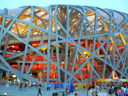 Olympic Stadium of Beijing: Bird's Nest